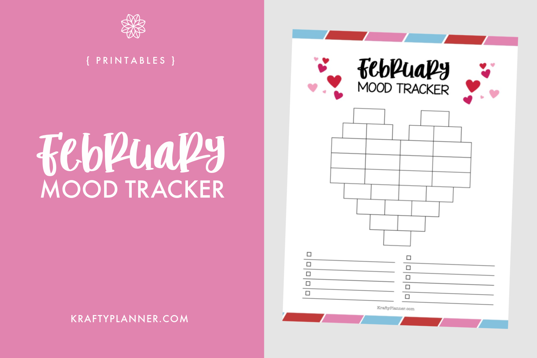 February Mood Tracker {Free Printable}.png