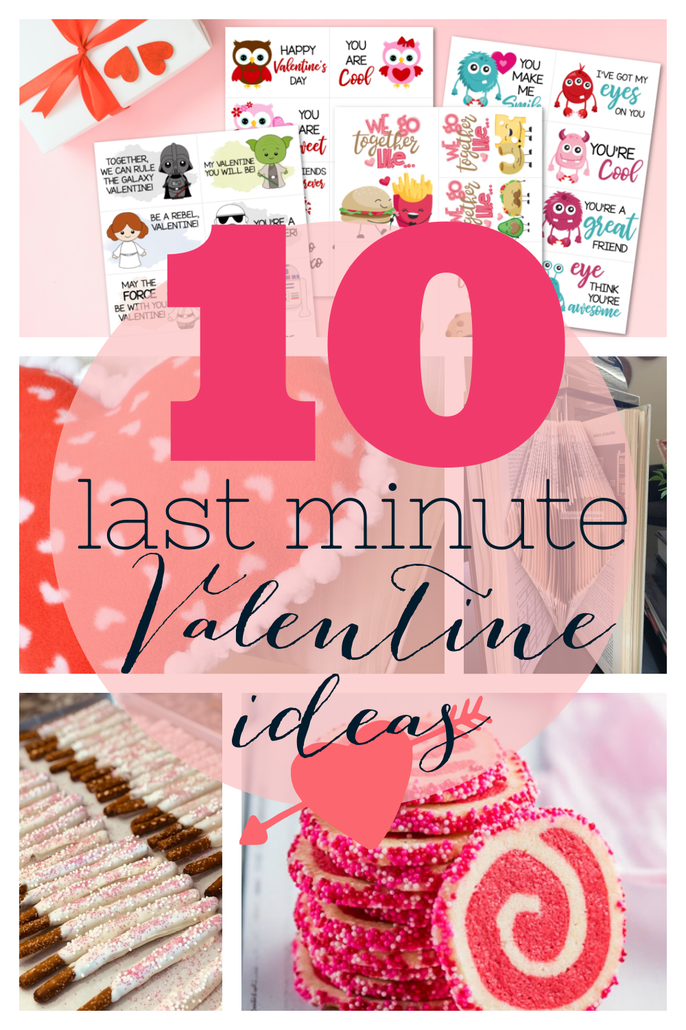 10 Last Minute Valentine Ideas at GingerSnapCrafts.com #valentines #hearts #crafts.png