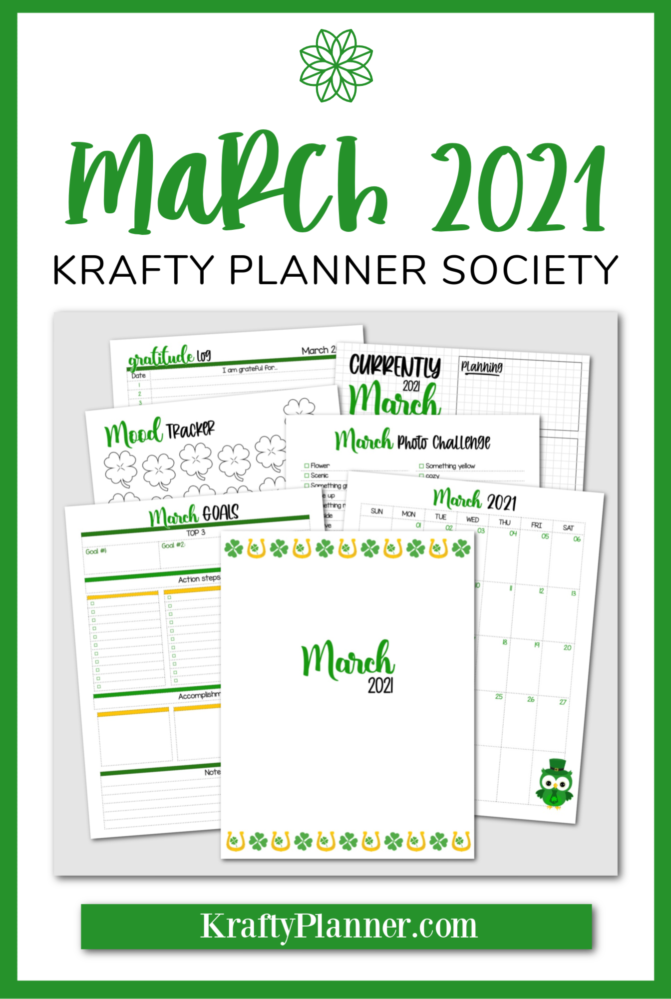 March Krafty Planner Society Printables PIN 2.png