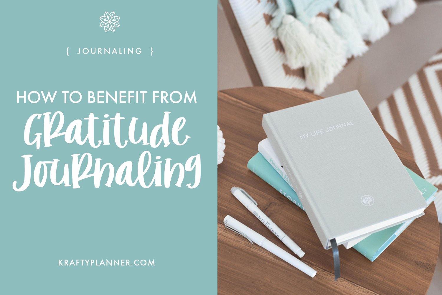 How to Benefit From Gratitude Journaling