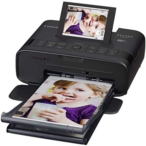 Canon Selphy CP1300 Wireless Compact Photo Printer
