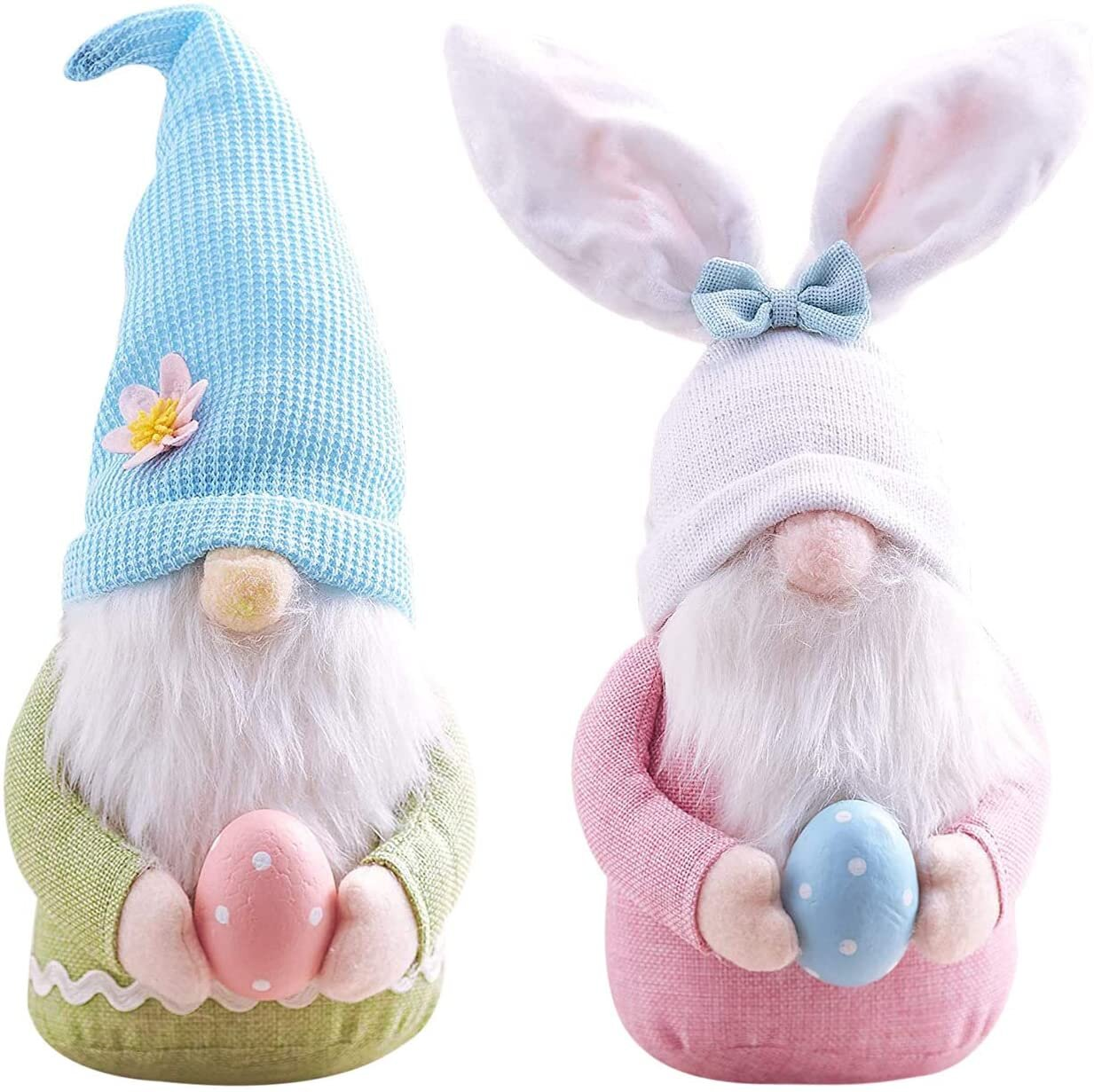 Handmade Easter Gnome Plush Dolls