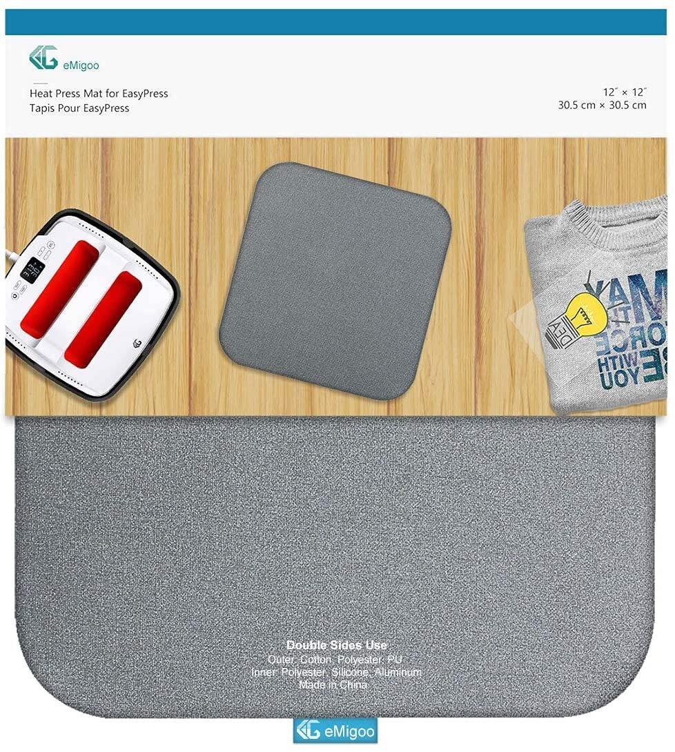Heat Press Mat Double Sides Used Ironing Insulation Mat.jpg