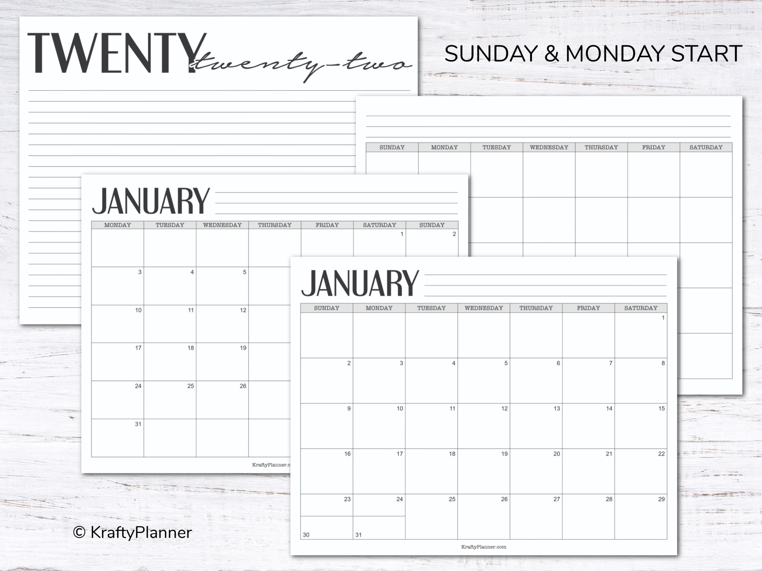 The Krafty Planner 2022 Calendar.png