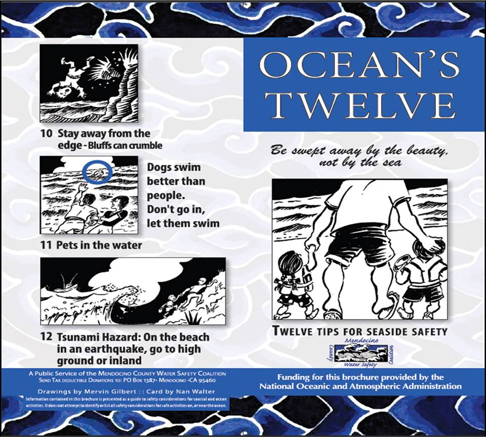 12 Tips for Ocean Safety