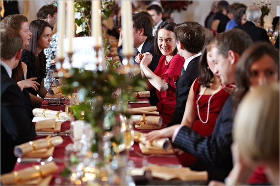 CHRISTMAS PARTIES - Competitive packages and plenty of character period features lend itself perfectly for you to eat, drink and dance the night away