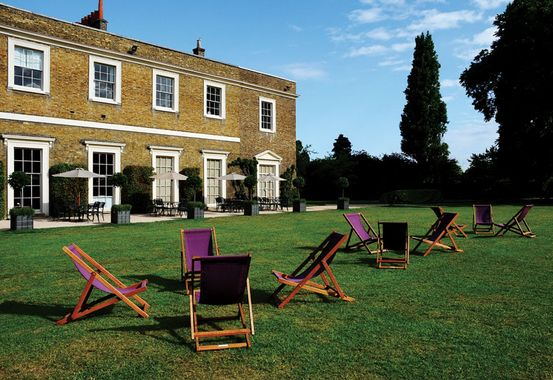 GARDEN PARTIES - Enjoy 13 acres of manicured gardens in the heart of central London, perfect for summer parties ranging from 50 to 1,000 guests