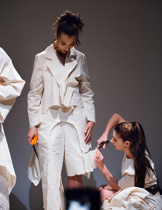 Fashion Intervention