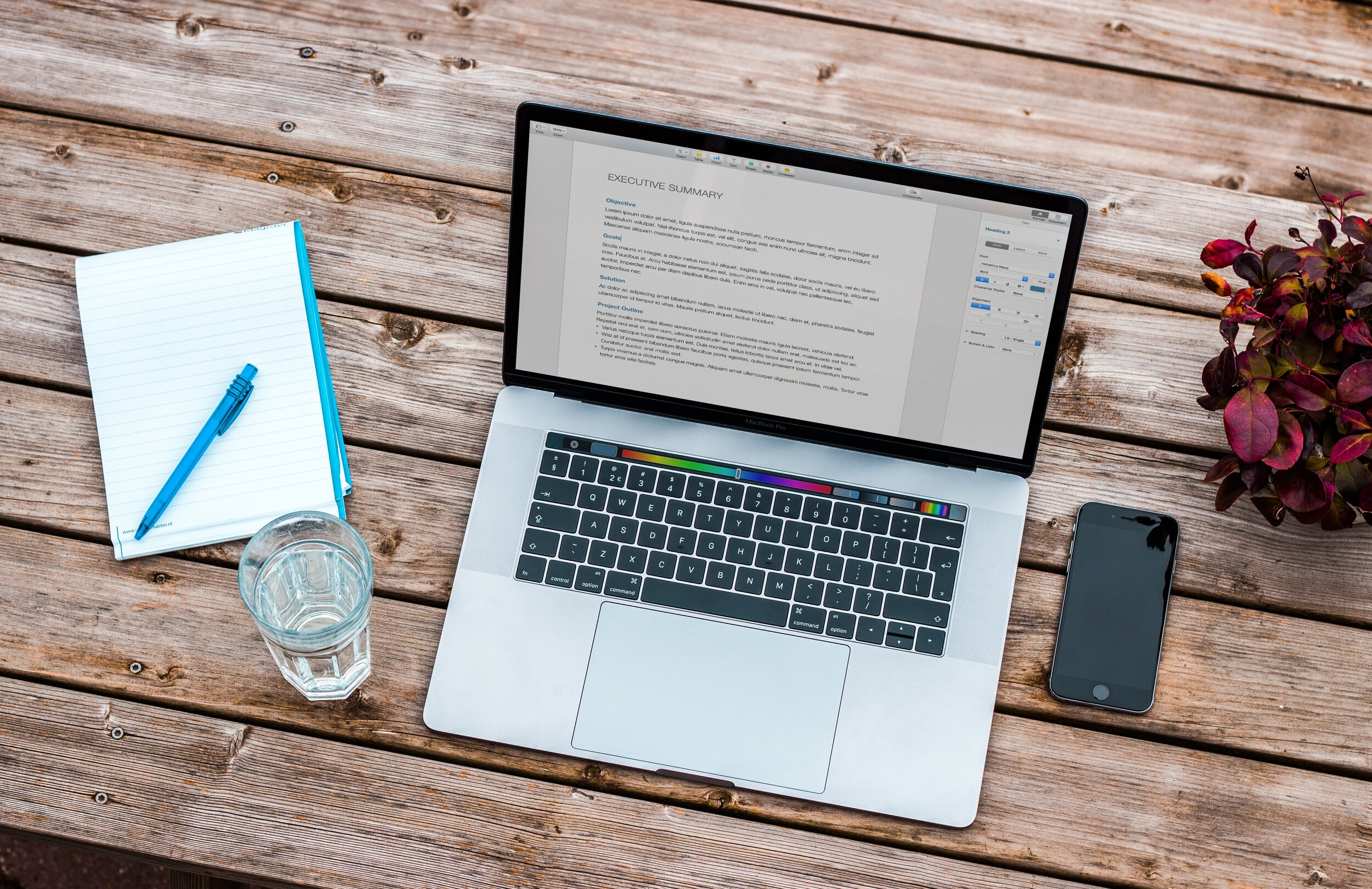 why write blog content for a tourism business
