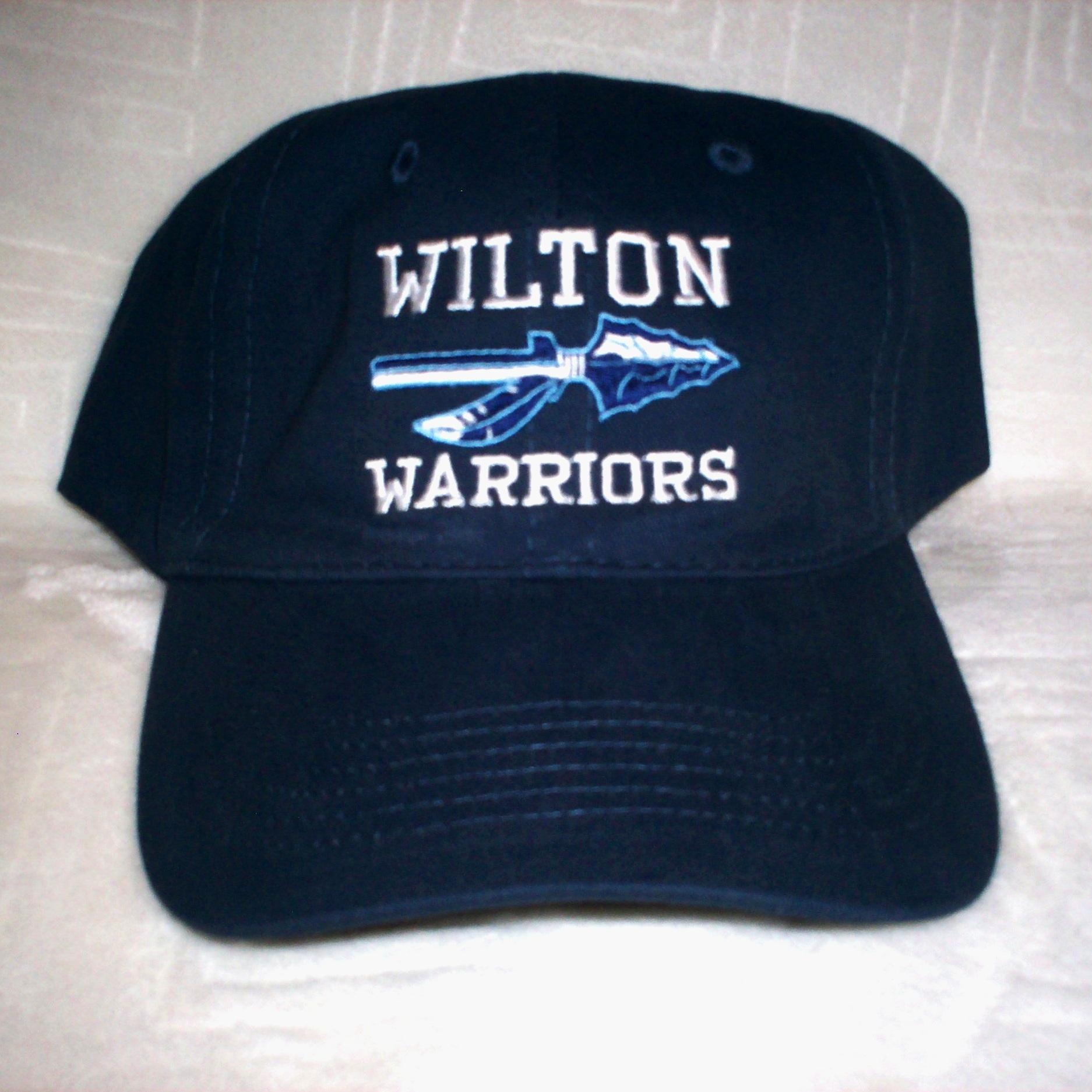 Wilton Warriors Arrowhead Hat
