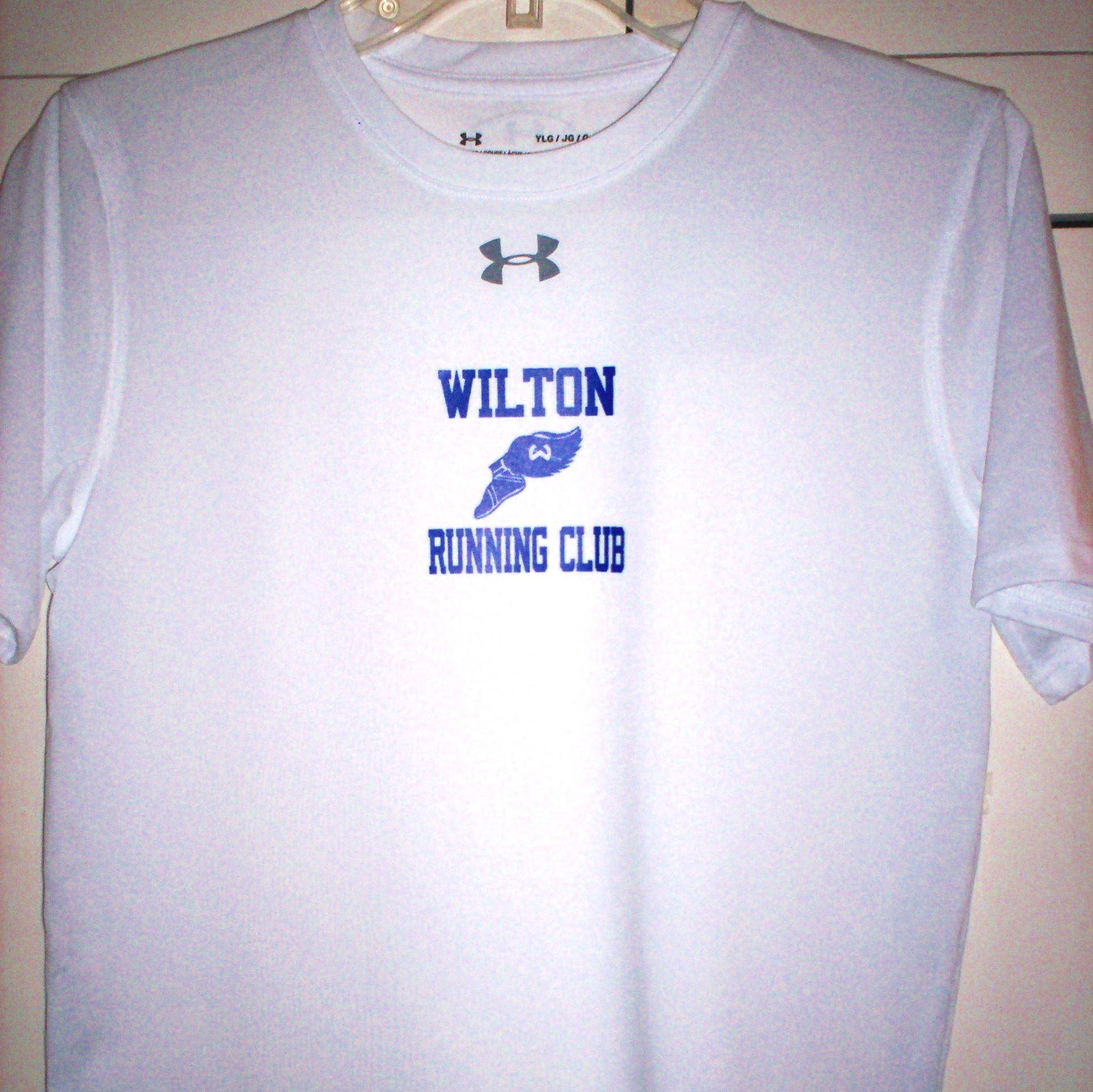 Wilton Running Club Tee-Shirt in Boys and Mens sizes