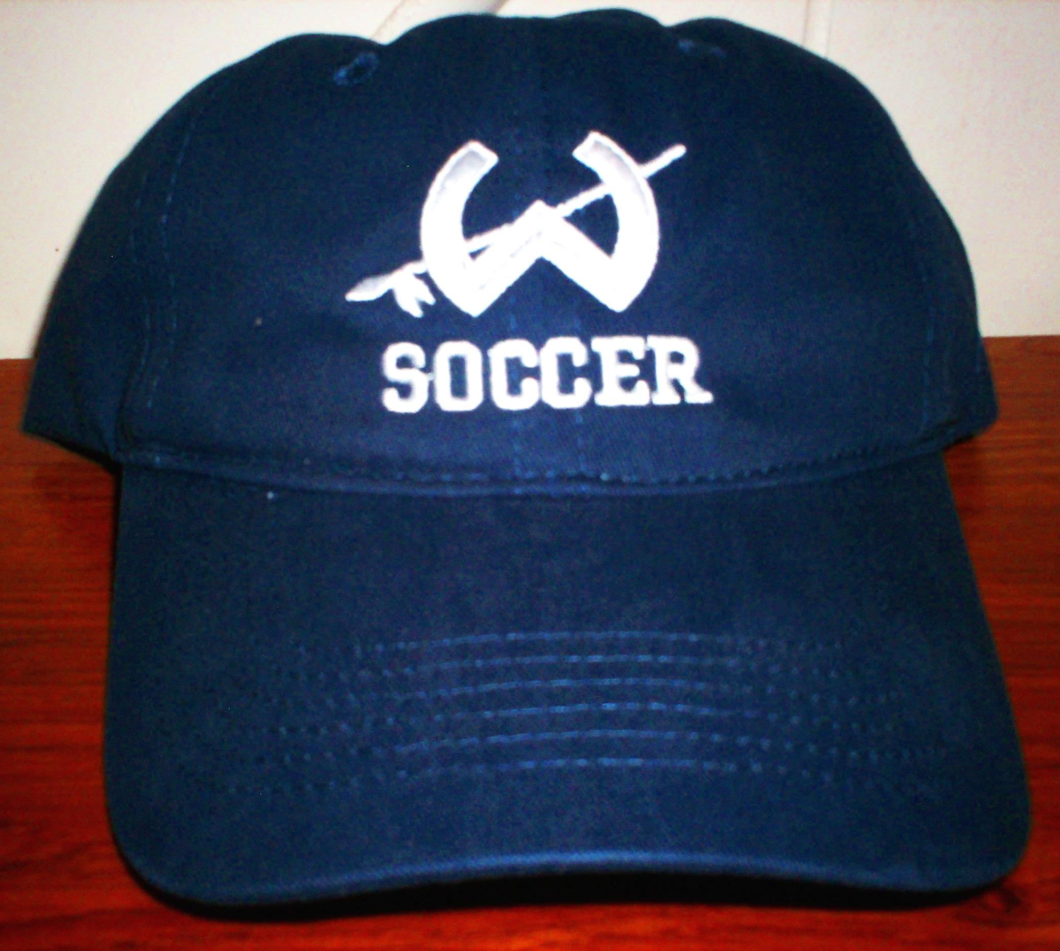 Wilton Warriors Soccer Hat
