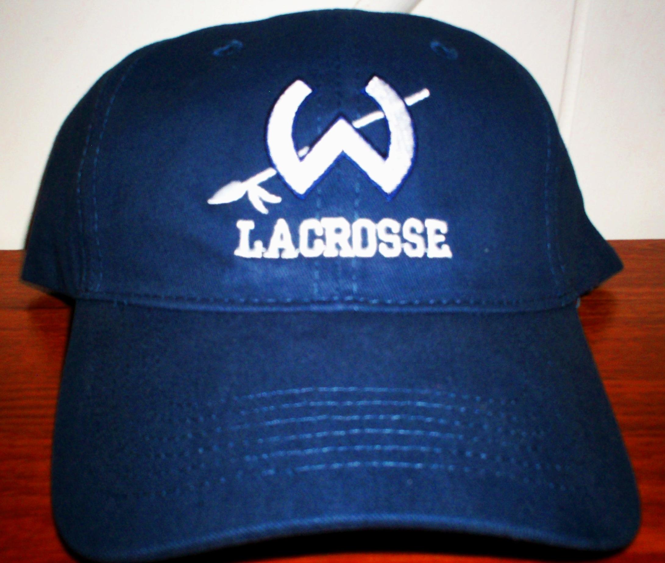 Wilton Warriors Lacrosse Hat