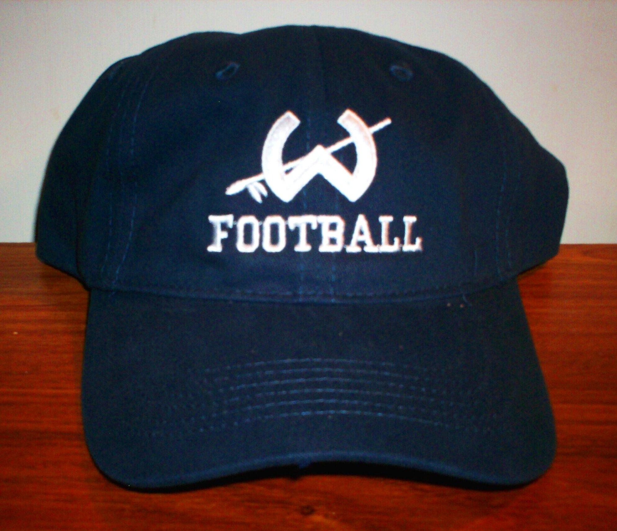 Wilton Warriors Football Hat