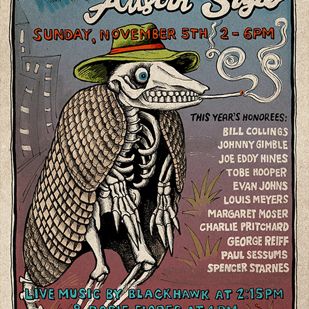 11x17  Dia de los Muertos 2014  $10.00