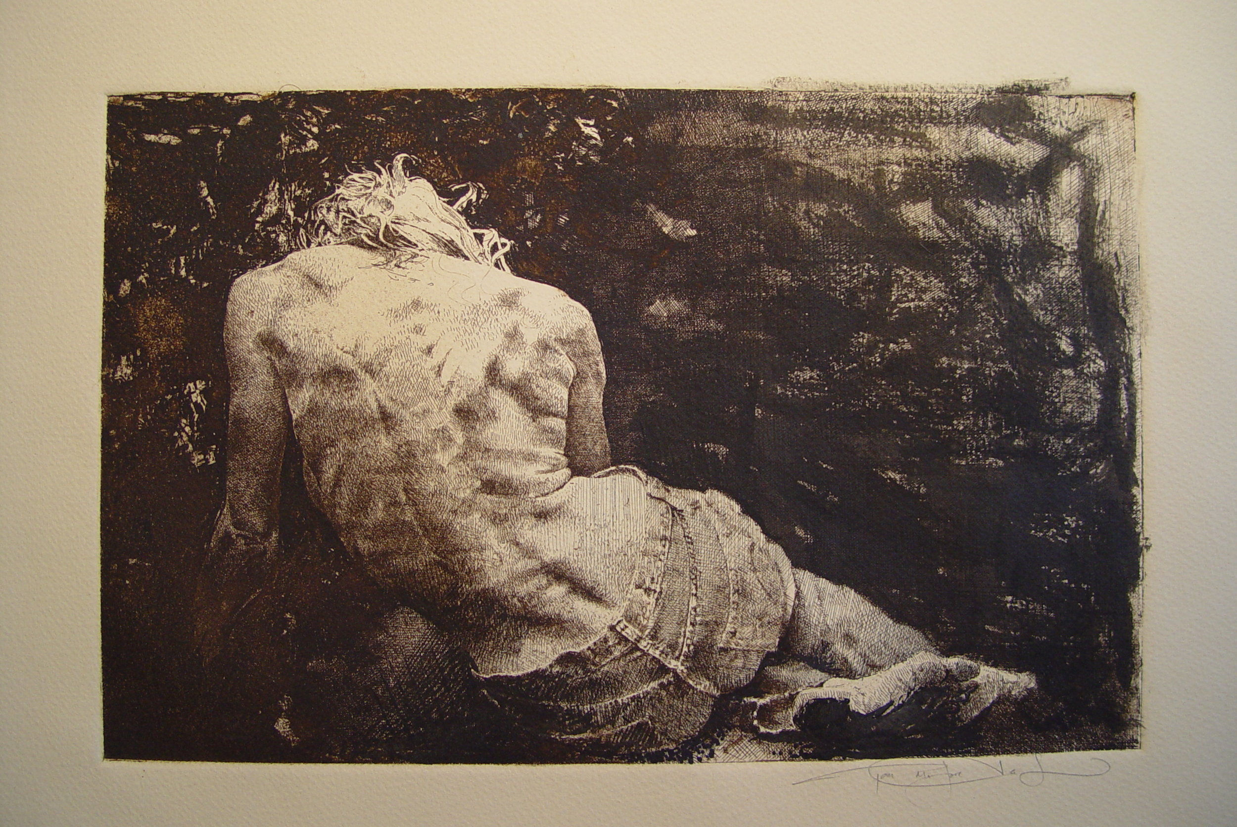 Etching 4. The Runner_etching_00_7.5x11.75_plate.jpg