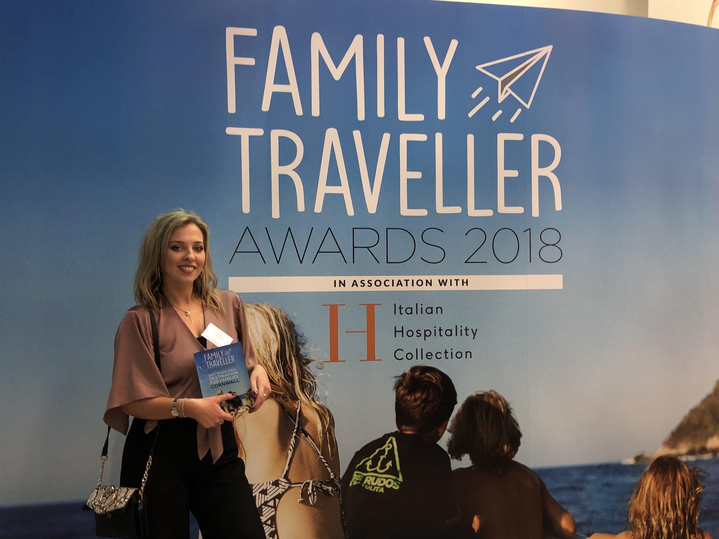 Family Traveller Awards, London