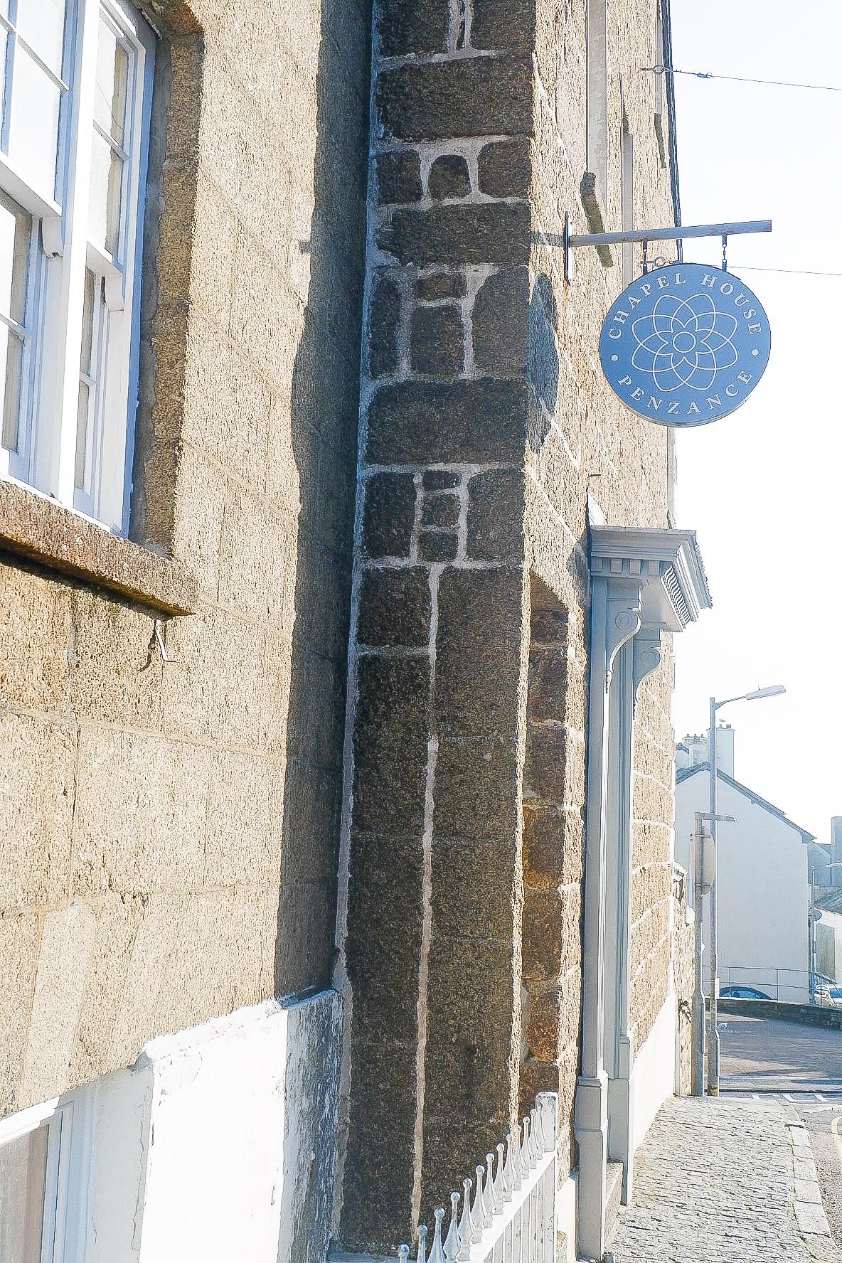 Chapel House, Cornwall