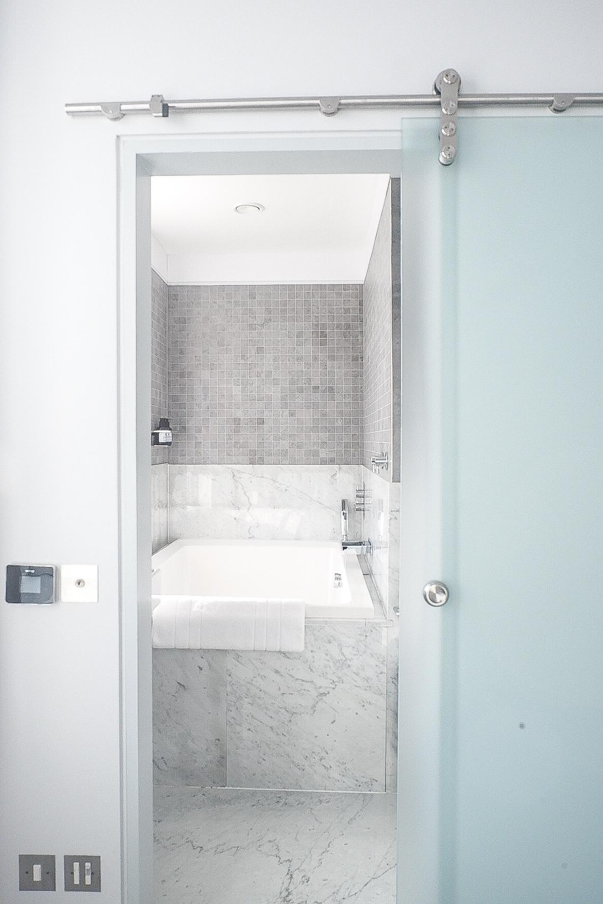 Bathroom at Chapel House, Cornwall
