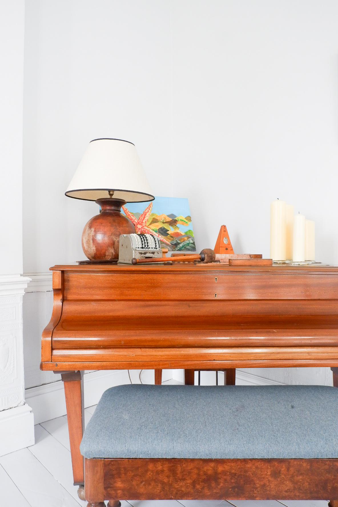 Piano at Chapel House