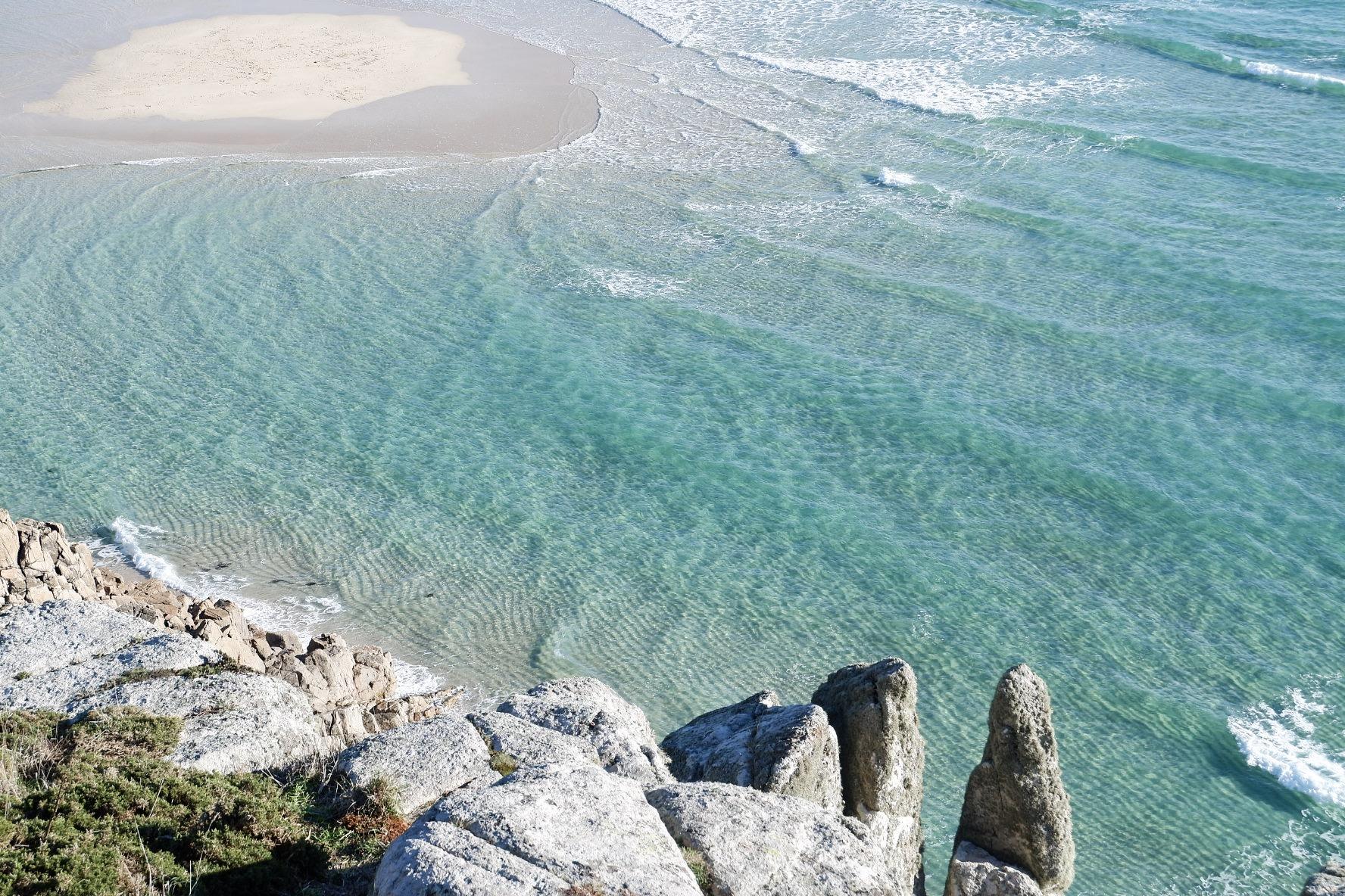 Pedn Vounder, Cornwall