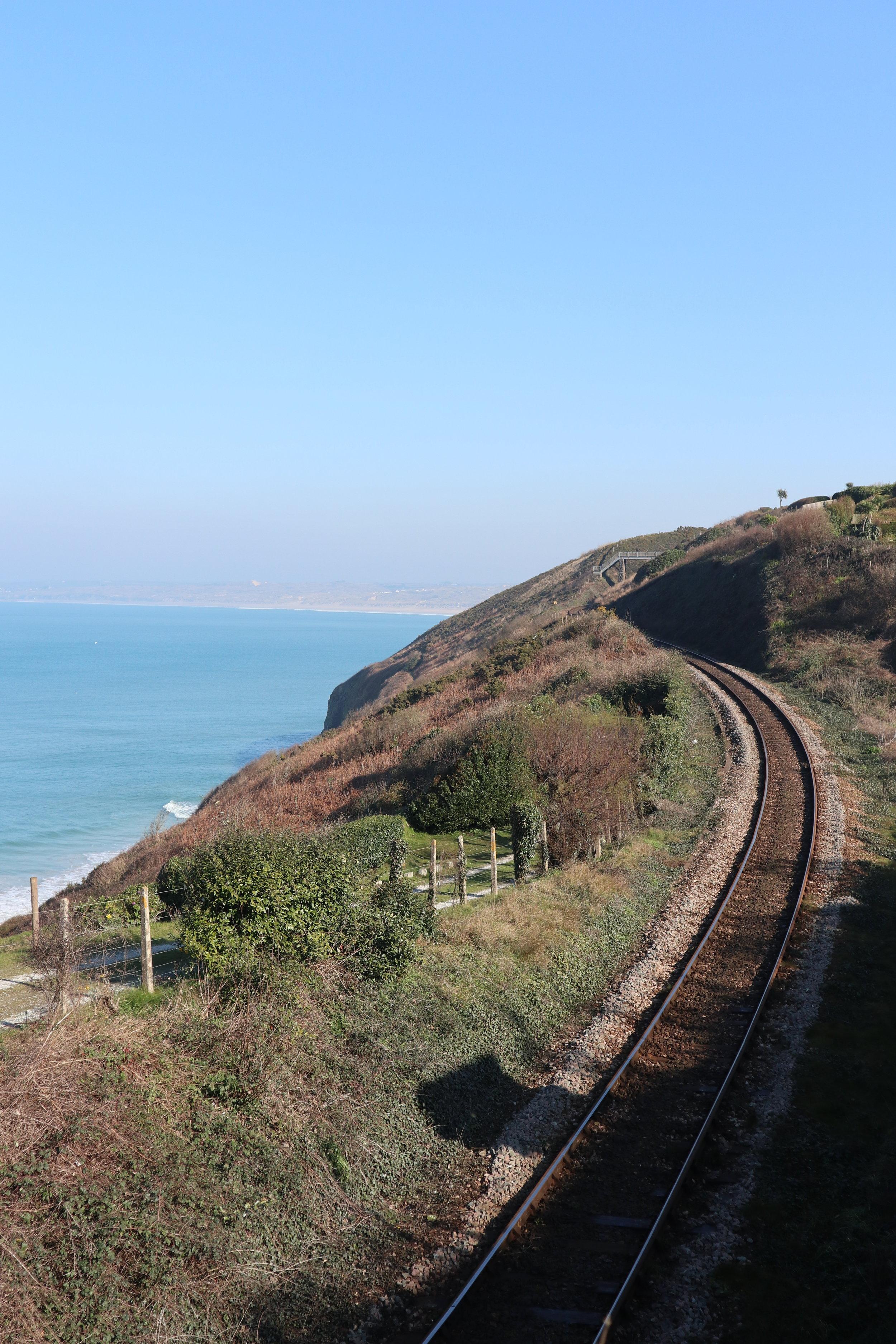 st ives train line