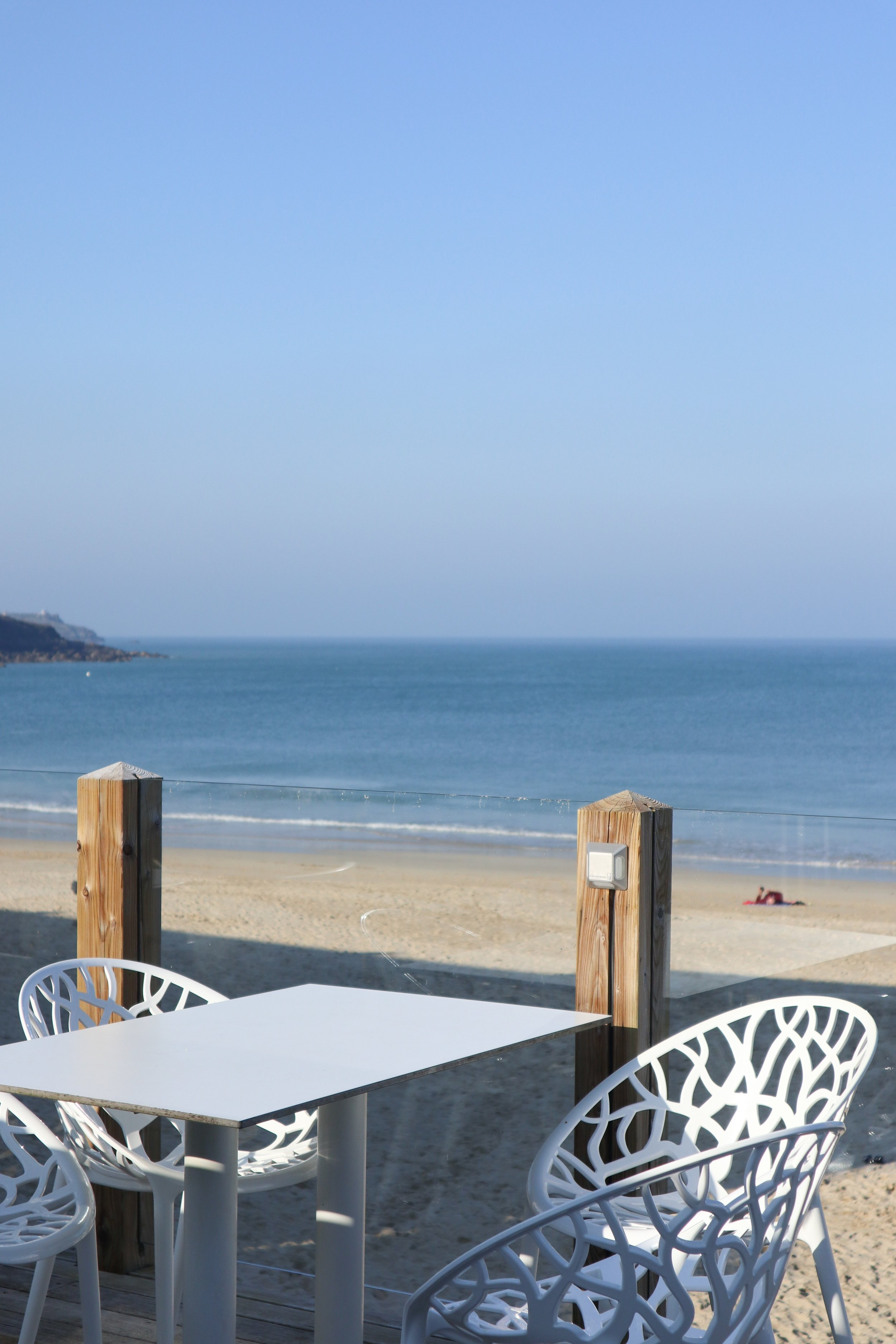 Carbis Bay beach club