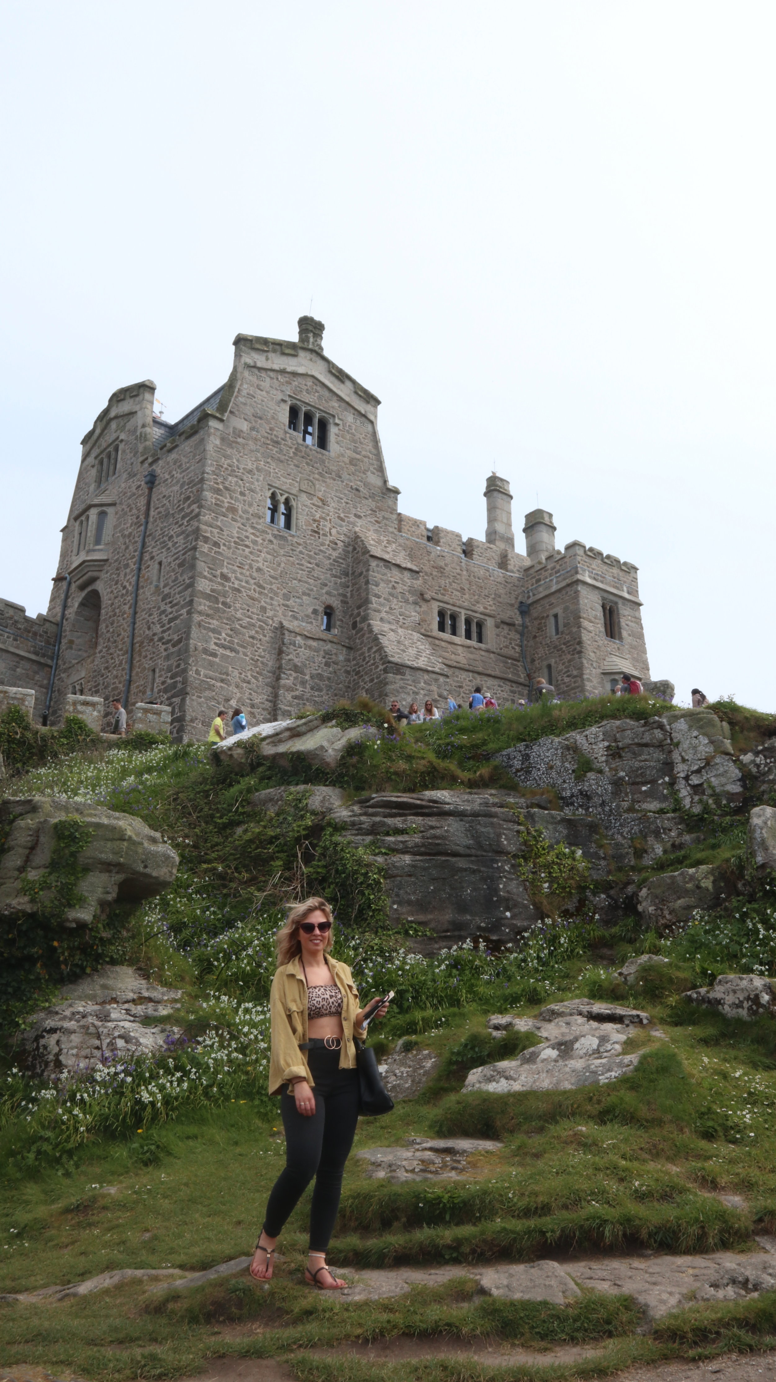 Top tips for a trip to St Michael's Mount in Cornwall