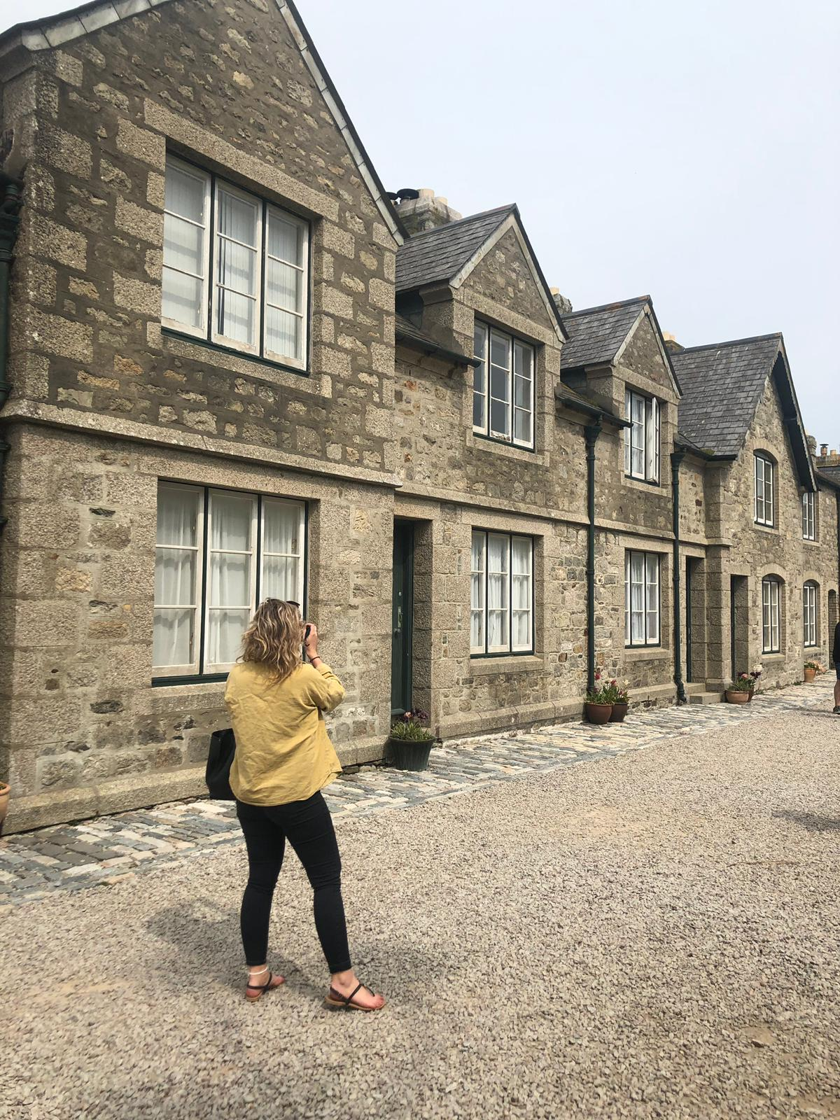 Top tips for visiting St Michael's Mount in Cornwall