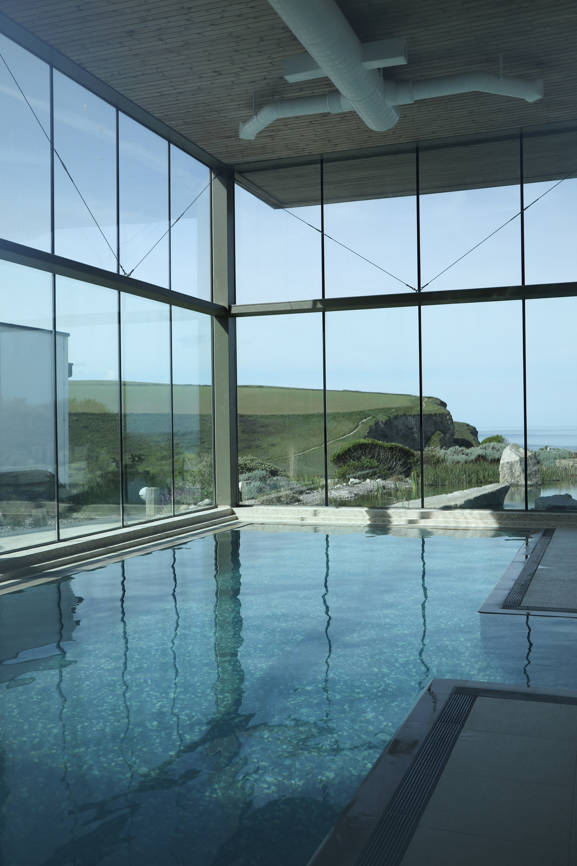 The Scarlet Hotel and Spa, Mawgan Porth
