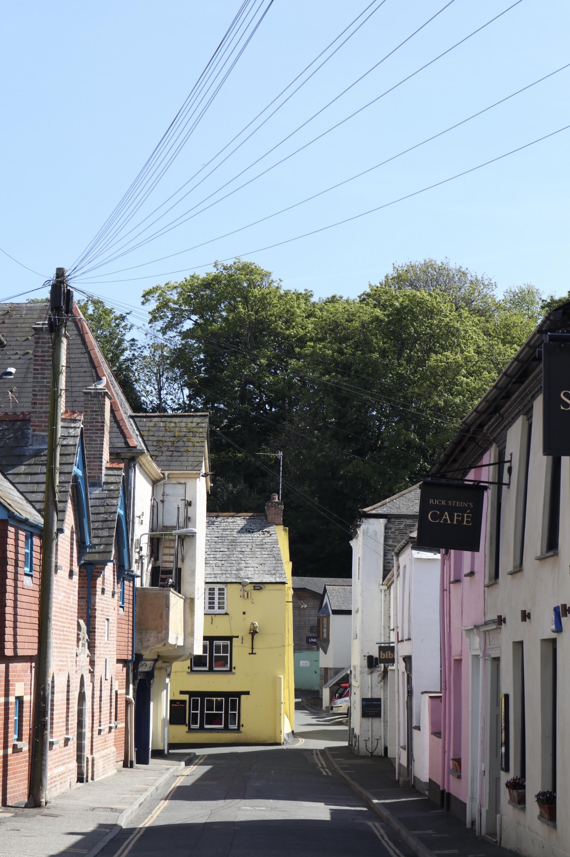 Padstow, Cornwall's foodie haven