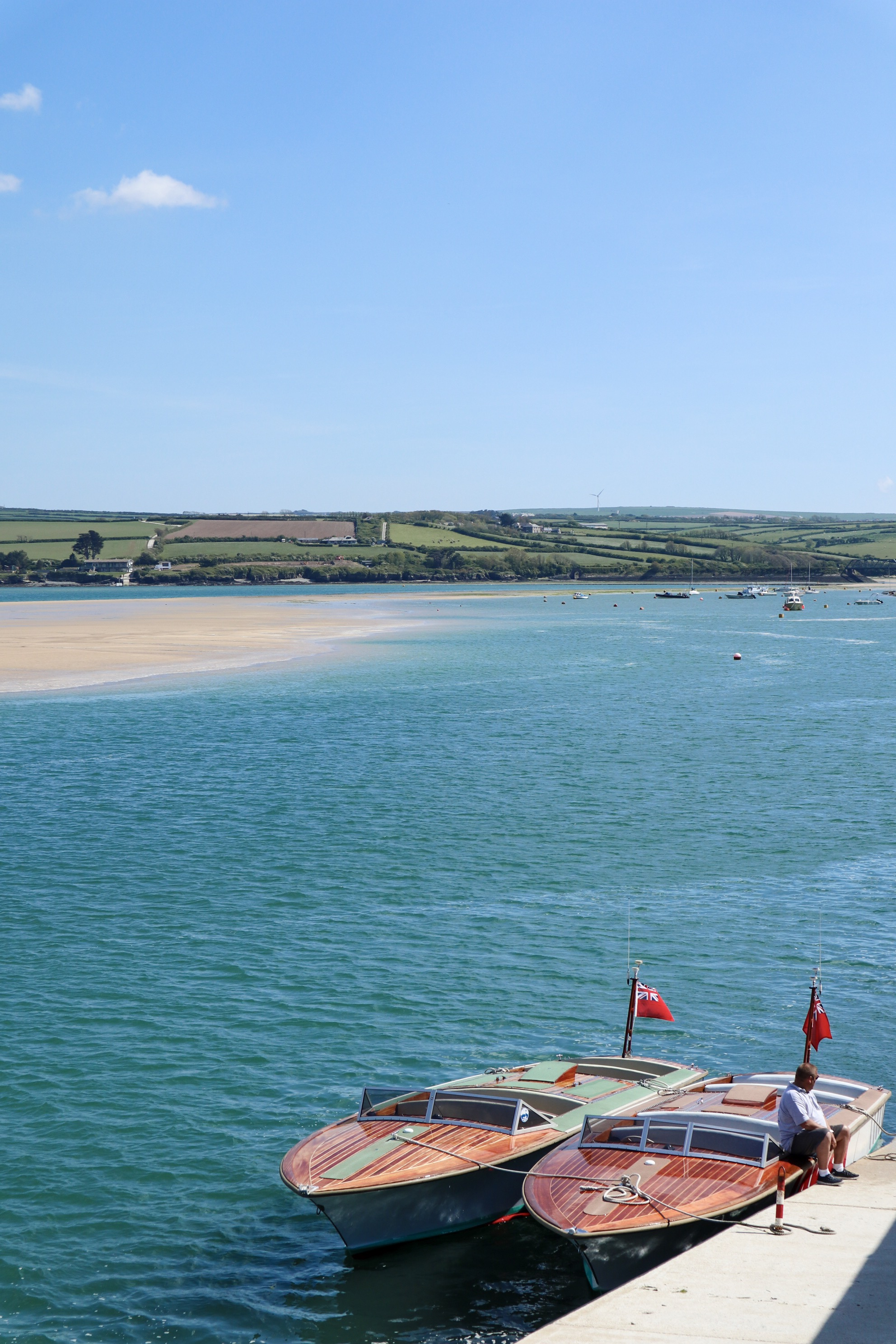 The Camel Trail - Wadebridge to Padstow