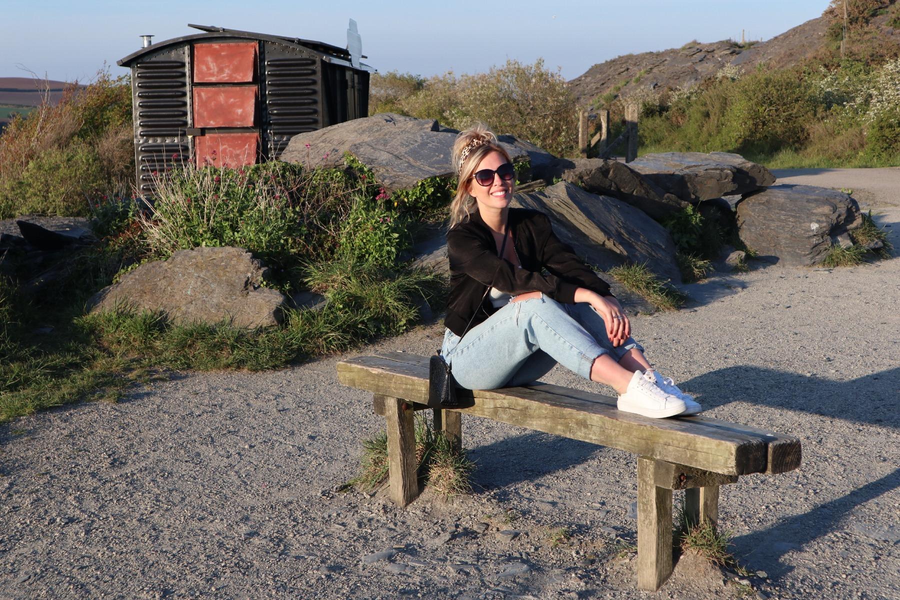 Bike trails in Cornwall, the camel trail