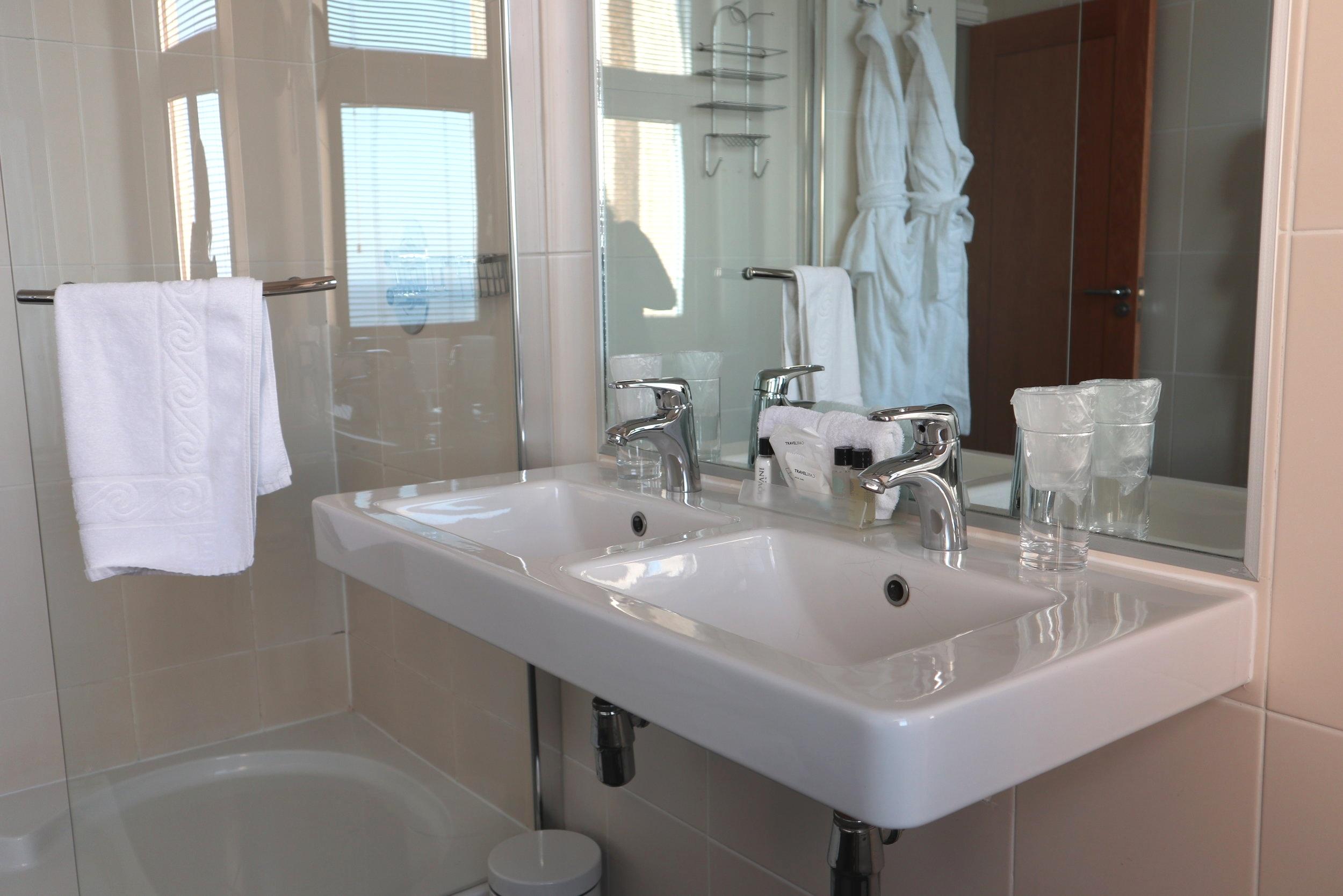 The Atlantic Hotel, Superior Room