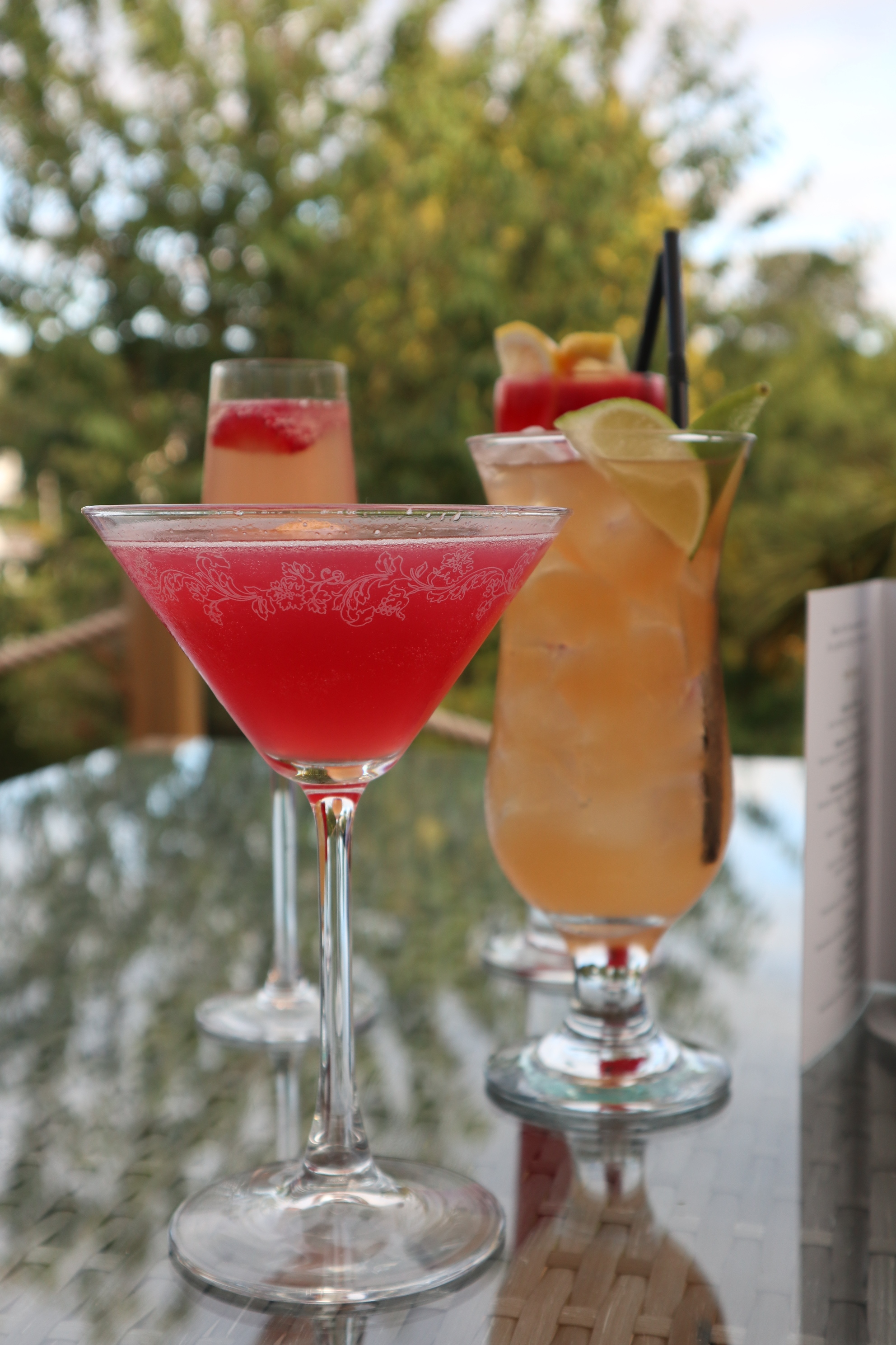 2 for £10 cocktails at The Alverton Hotel, Cornwall