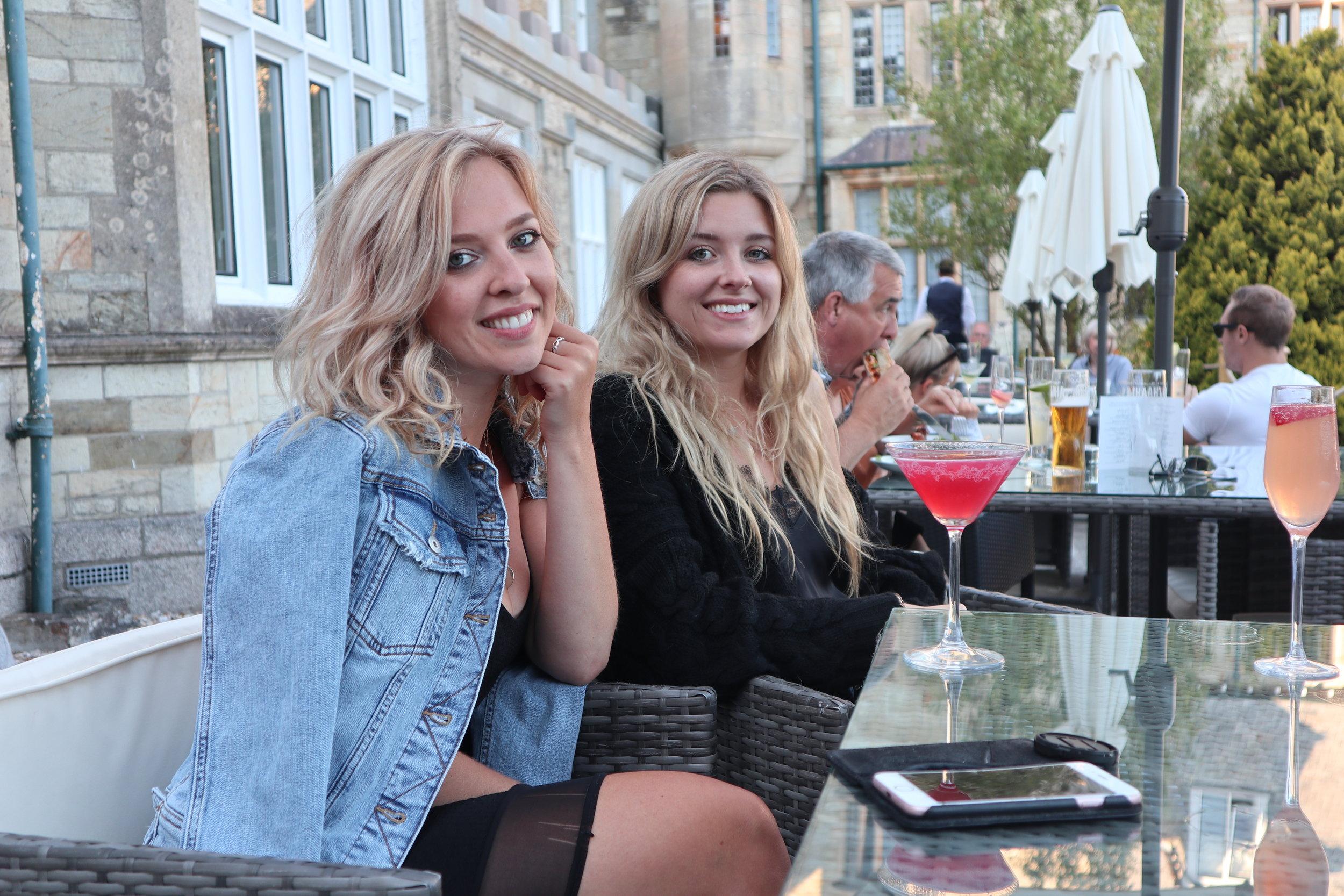 Anna and Frankie - Cornish Lifestyle Bloggers