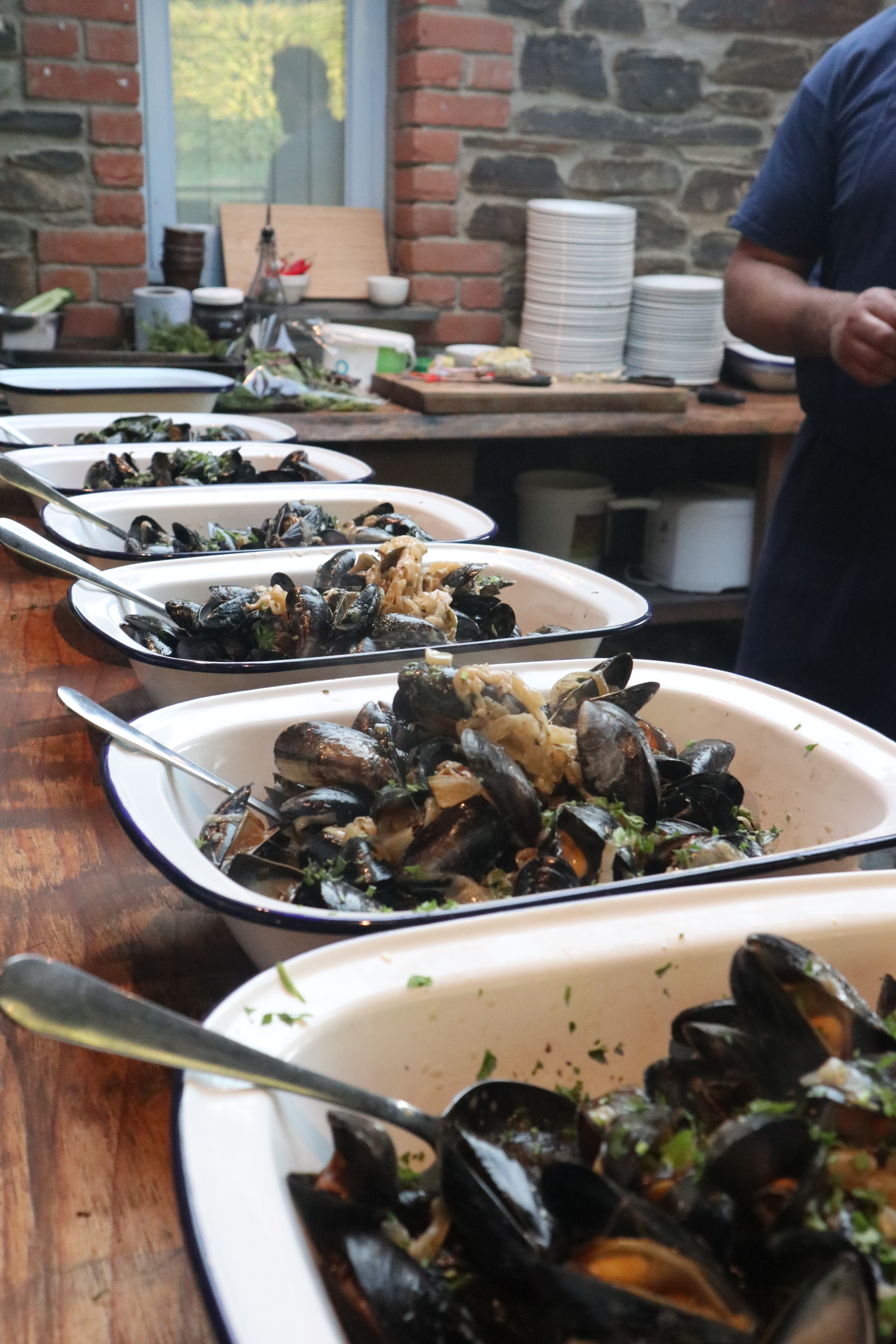 best mussels in cornwall
