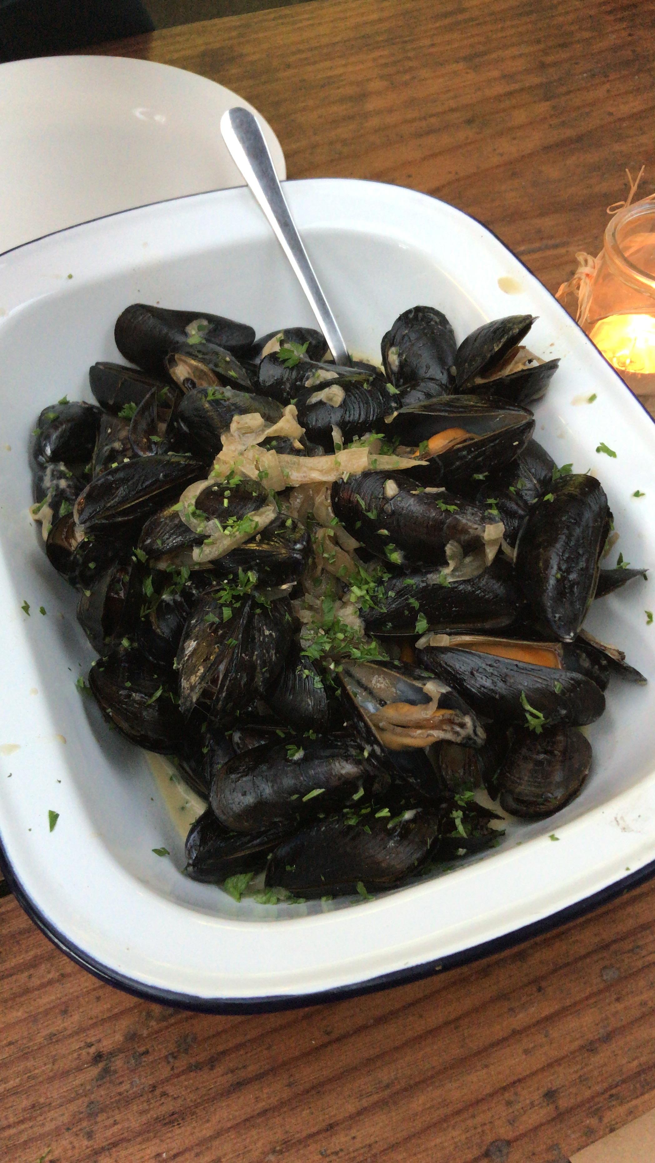 Cornish Mussels Feast Night