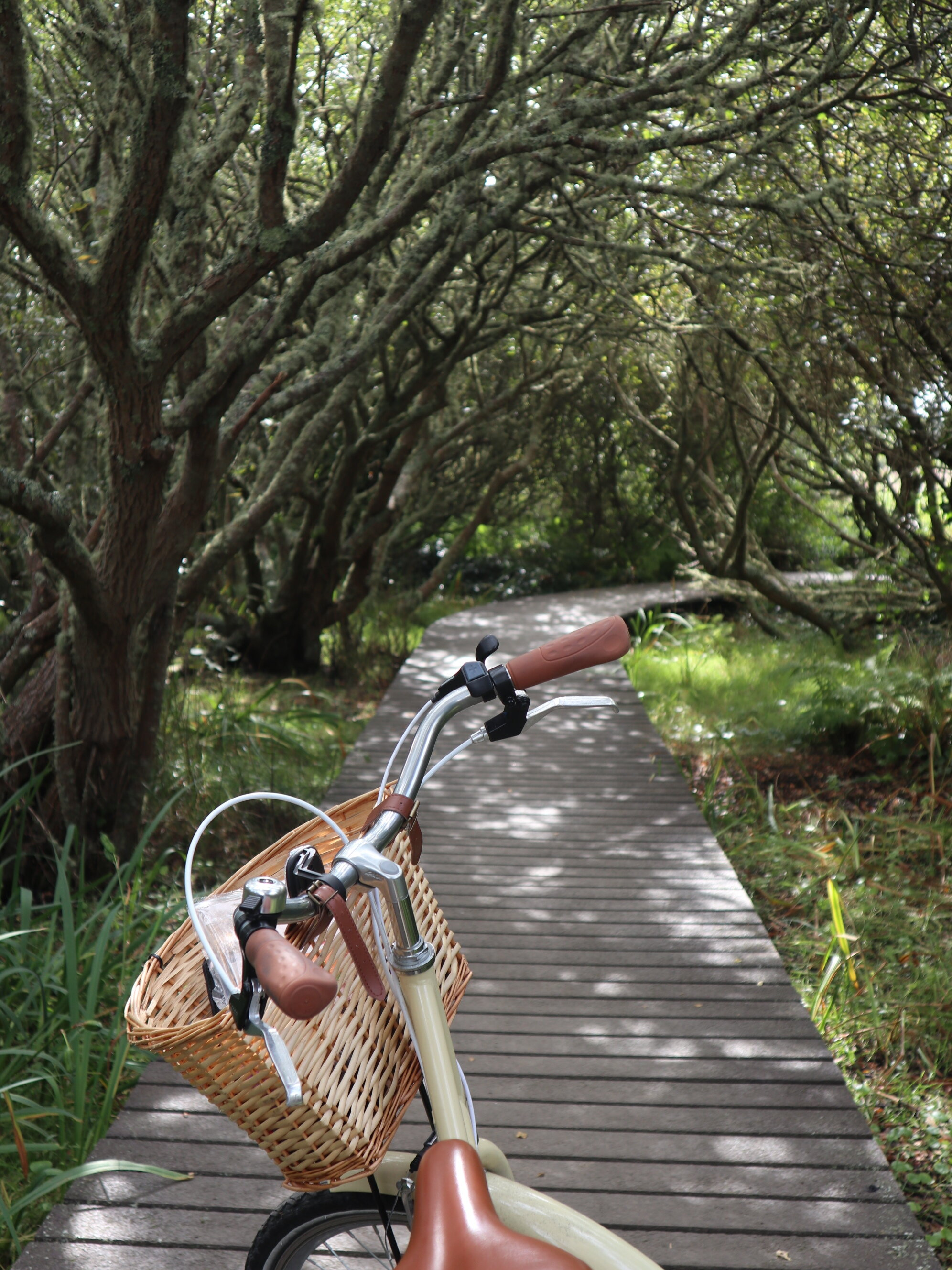 Bike riding on the isles of scilly