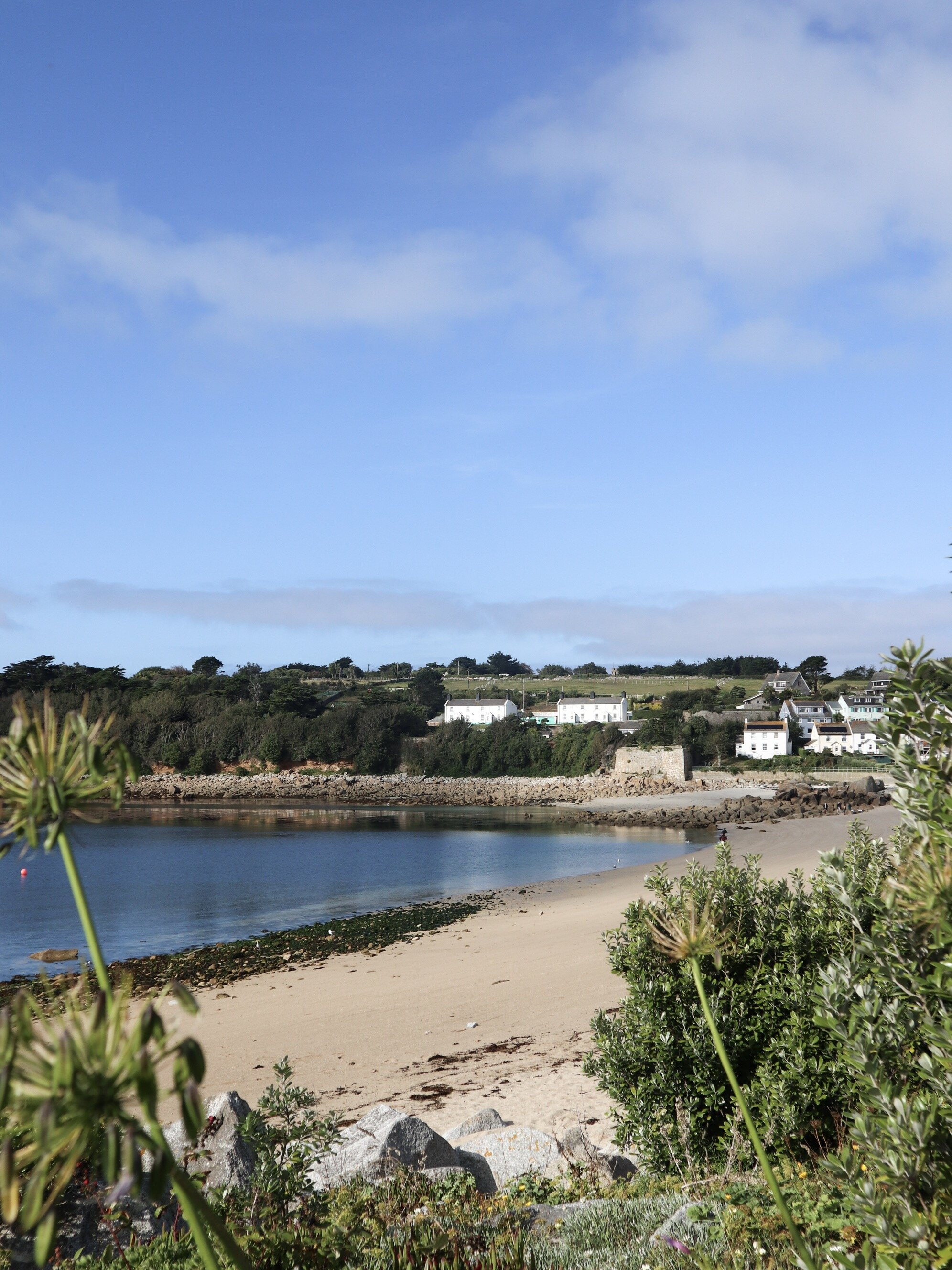 Isles of Scilly beaches