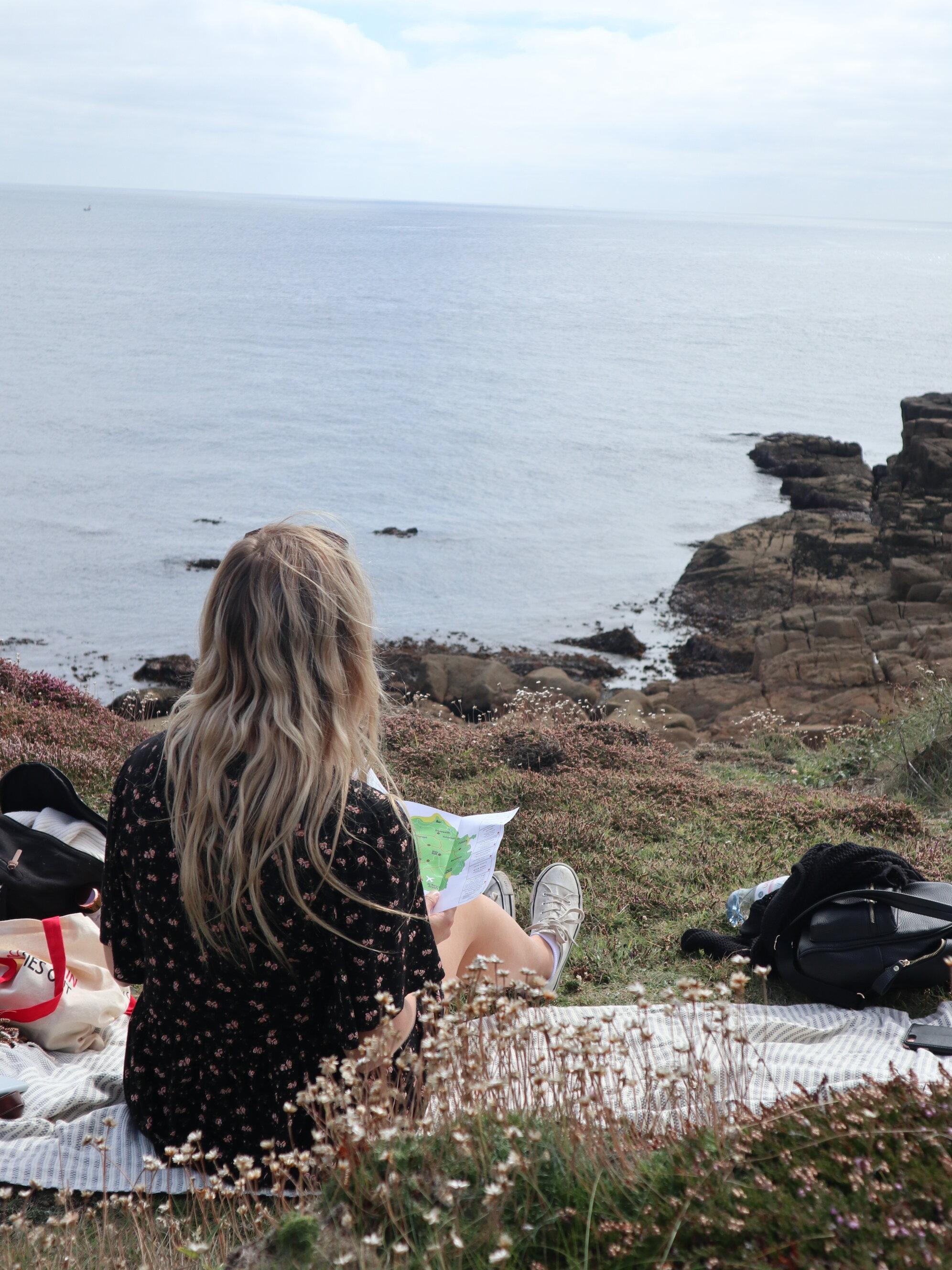 Picnic spot on st marys