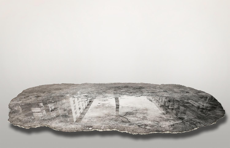 NOÉMI KISS - WEATHER PUDDLE TABLE