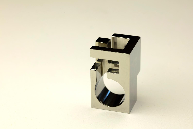 JORGE YÁZPIK - STEEL RING II