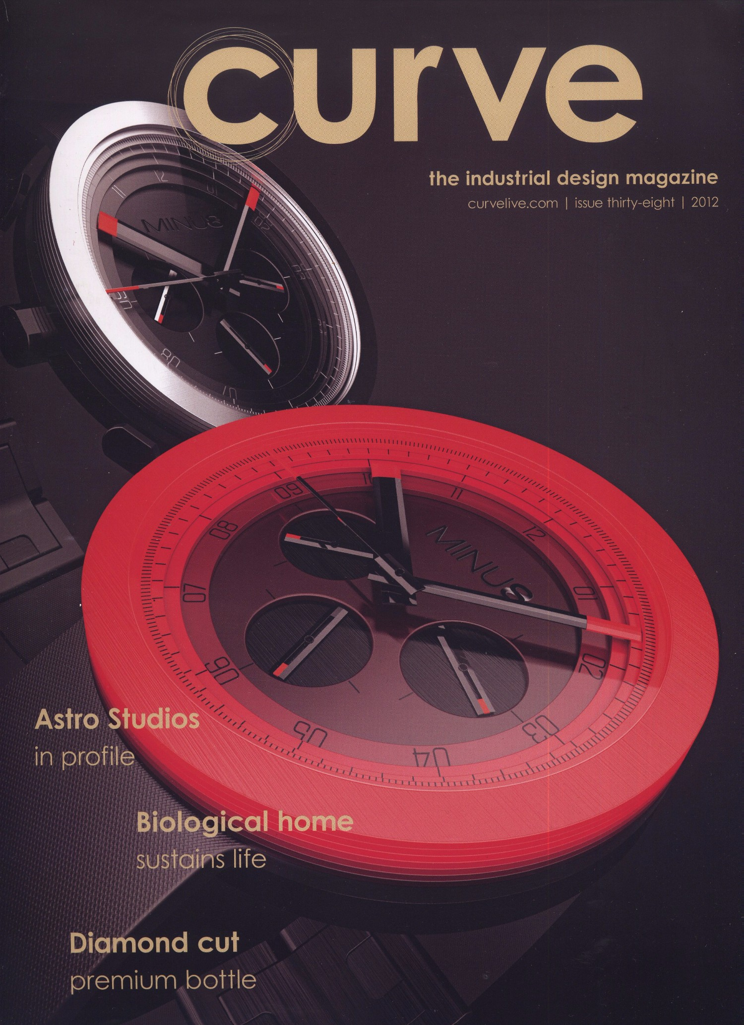 CURVE, issue 38, Mar 2012