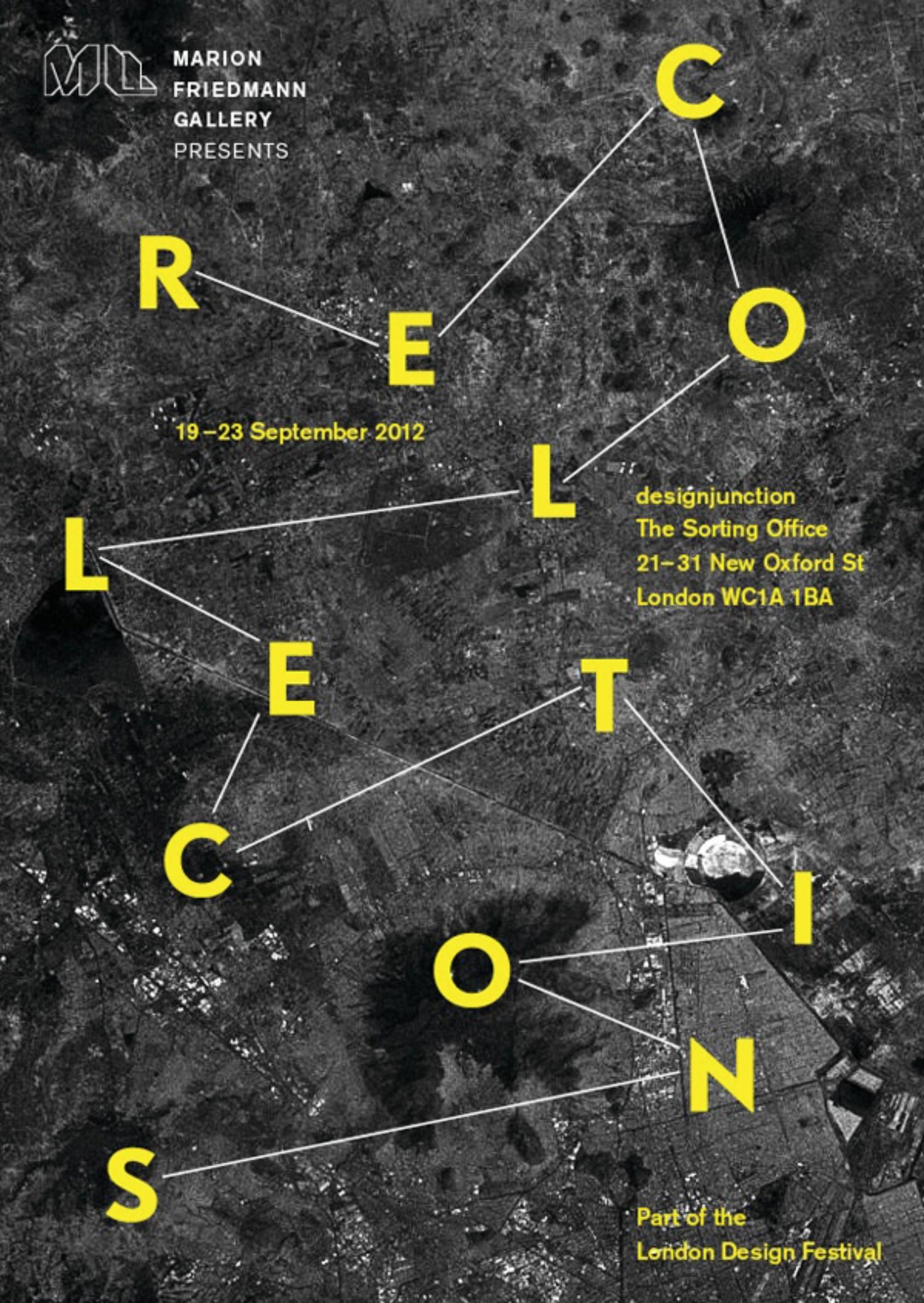 memory & design - LONDON DESIGN FESTIVAL 2012