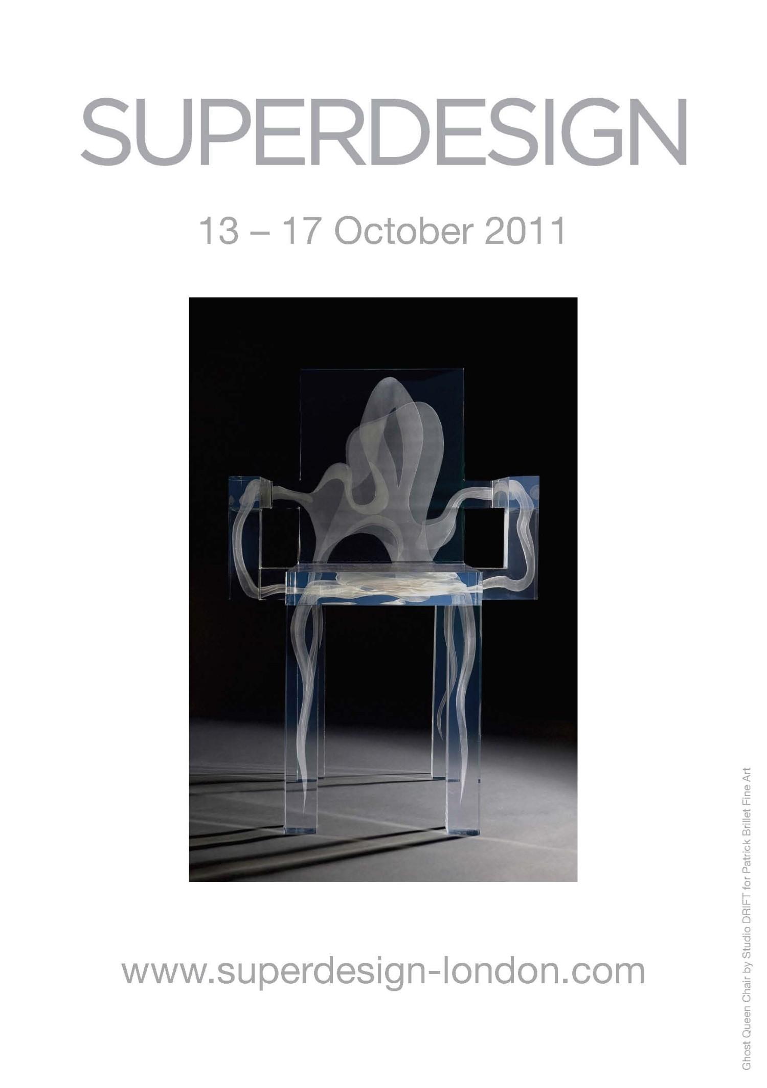 DESIGN GalleRIES - GROUP SHOW - FRIEZE WEEK LONDON, OCT 2011