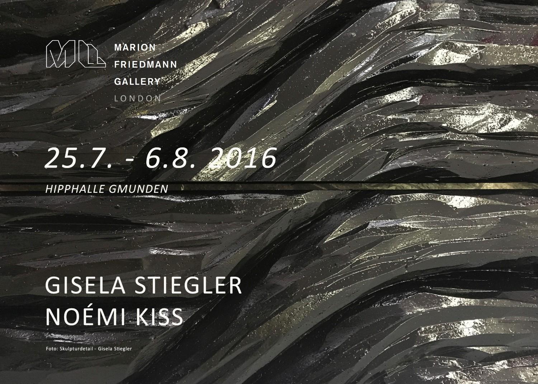 GALLERY SHOW GMUNDEN, AUSTRIA, July 2016
