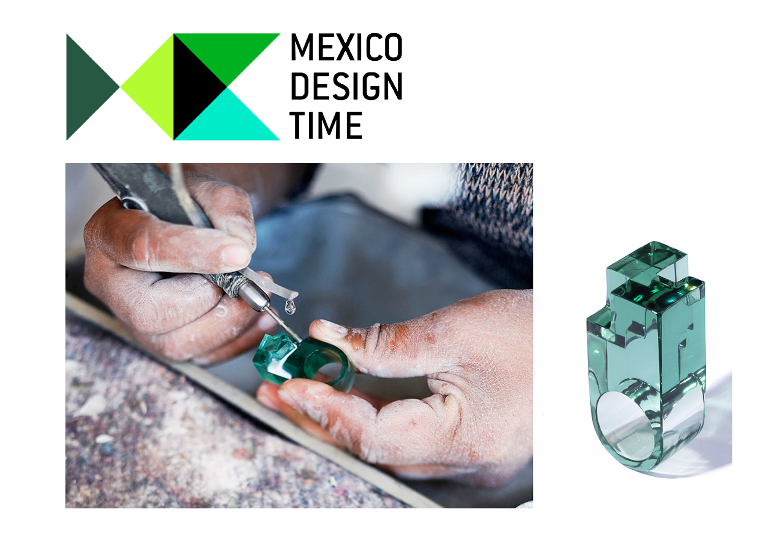 THe EXCELLENCE OF MEXICAN DESIGN - SHOWCASE DURING LONDON DEIGN FESTIVAL, 2018