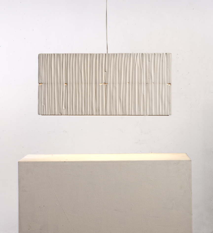 Gisela_Stiegler_2_floor_lamp_white_frontal_view_MarionFriedmannGallery_low_res.jpg