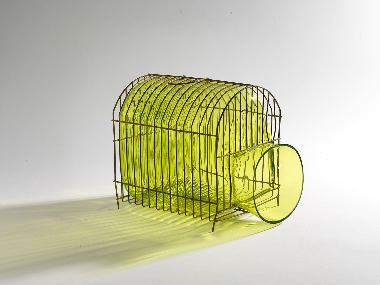 web222-gala_fernandez_yellow_cage_glass_round_marionfriedmanngallery.jpg